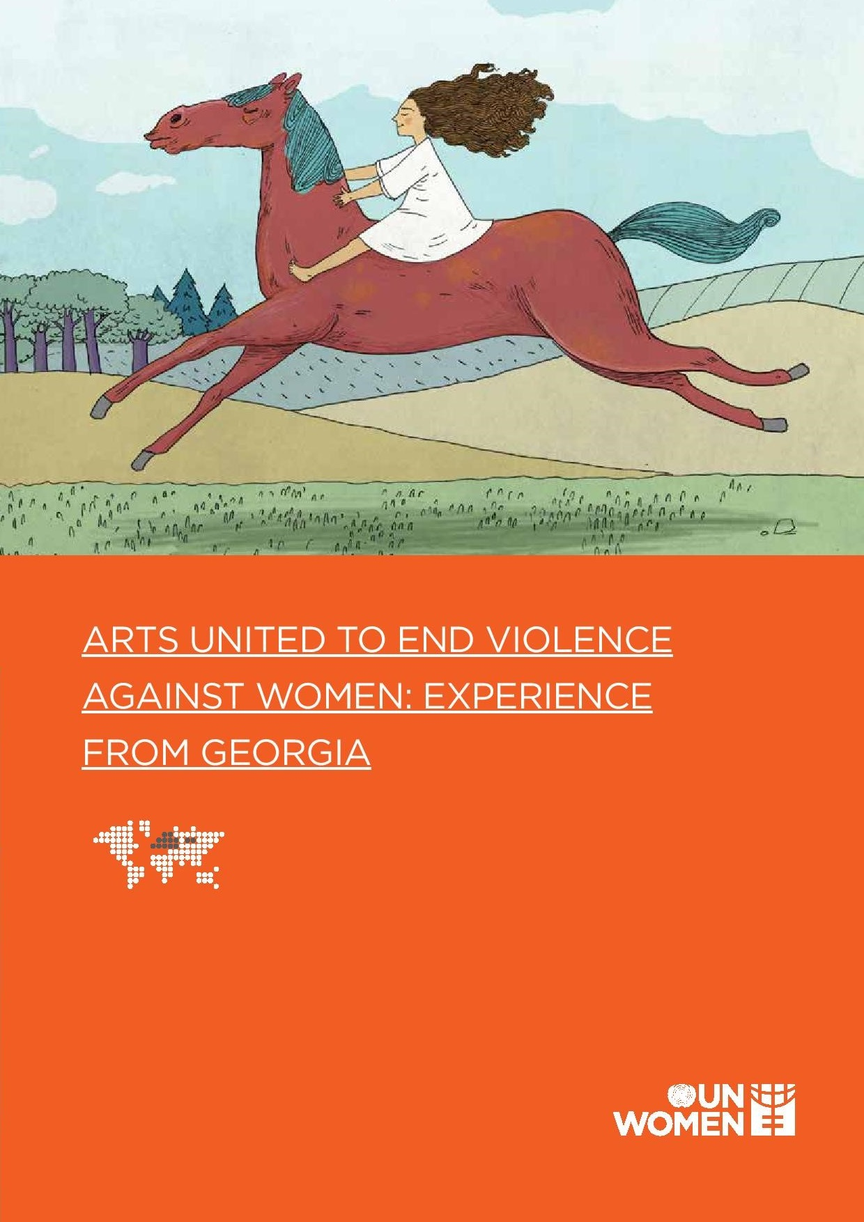 Arts United to End Violence against Women: Experience from Georgia