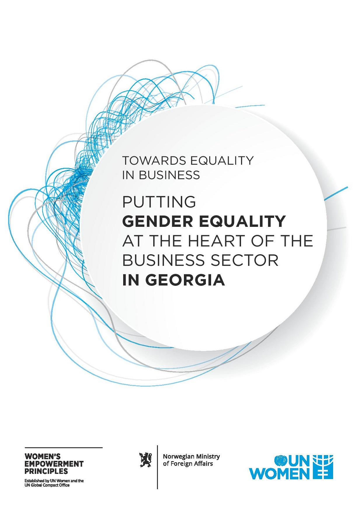 Toward equality in business: Putting gender equality at the heart of the business in Georgia