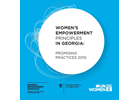 Women's Empowerment Principles in Georgia: Promising Practices 2019