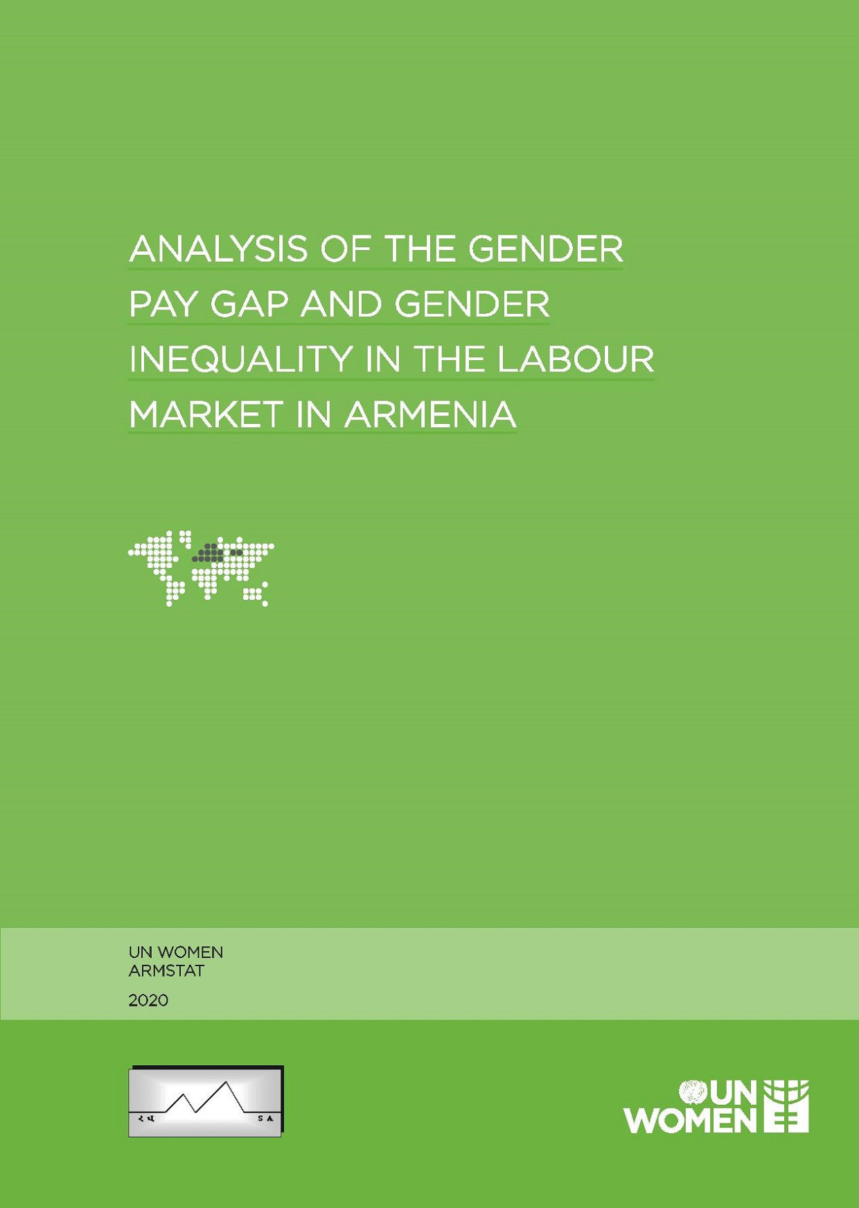 Analysis of the Gender Pay Gap and Gender Inequality in the Labor Market in Armenia