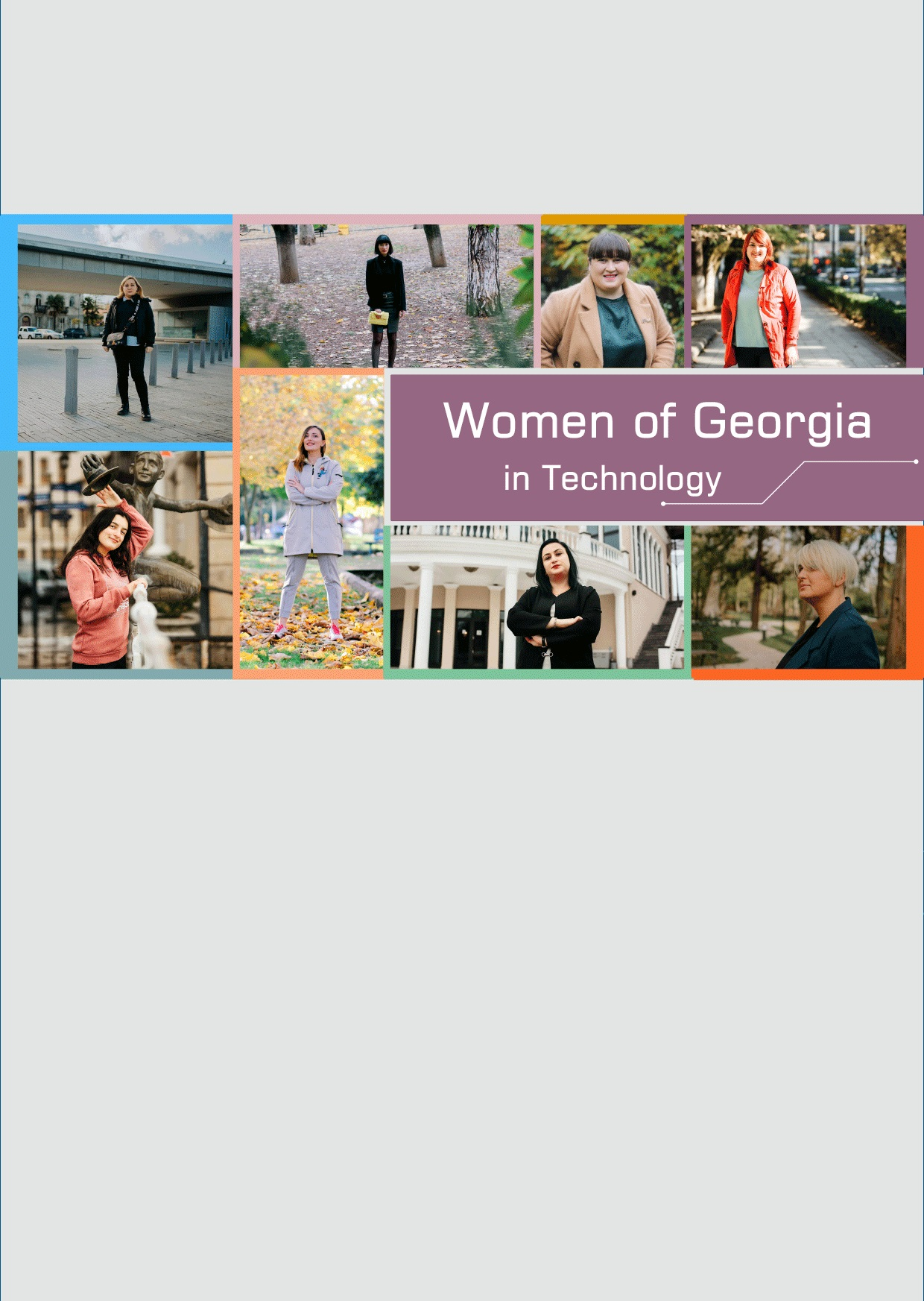 Women of Georgia in Technology. Photo: Women of Georgia