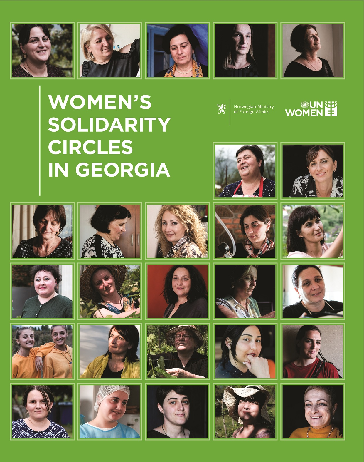 Women's Solidarity Circles in Georgia