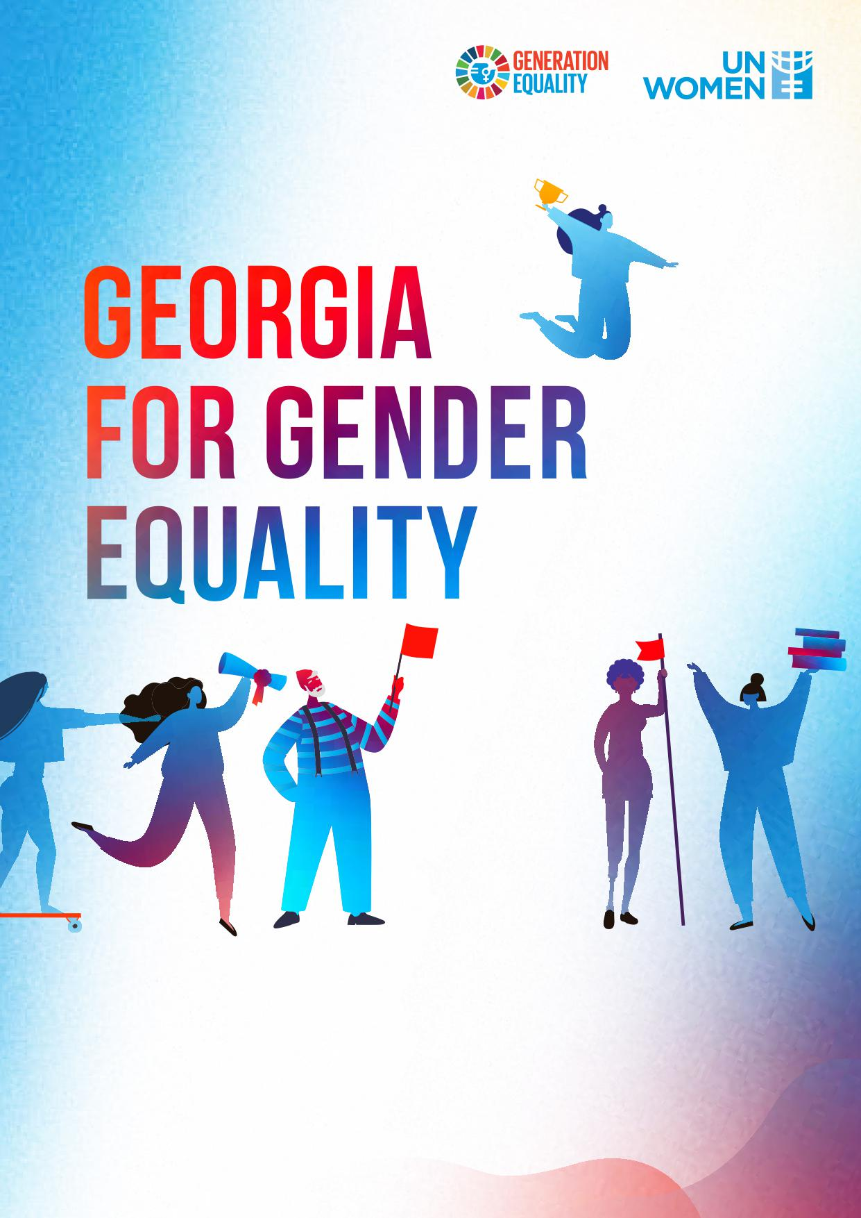 Georgia for Gender Equality. Photo: UN Women