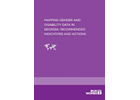 Mapping Gender and Disability Data in Georgia: Recommended Indicators and Actions