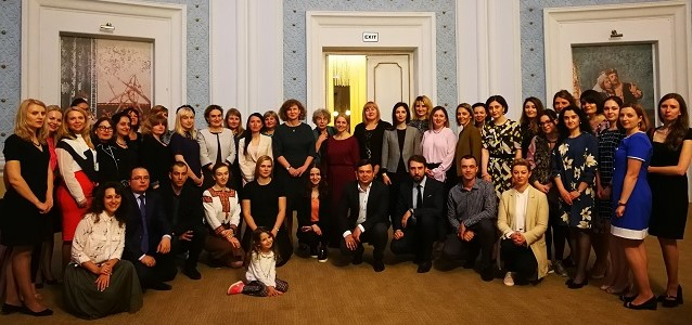 UN Women together with the Government and civil society partners in Georgia, hosted a study tour of their counterparts from Moldova and Ukraine