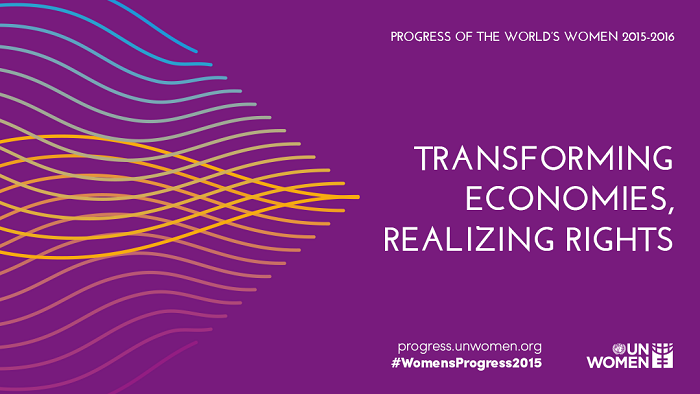 New report from UN Women unveils far-reaching alternative policy agenda to transform economies and make gender equality a reality