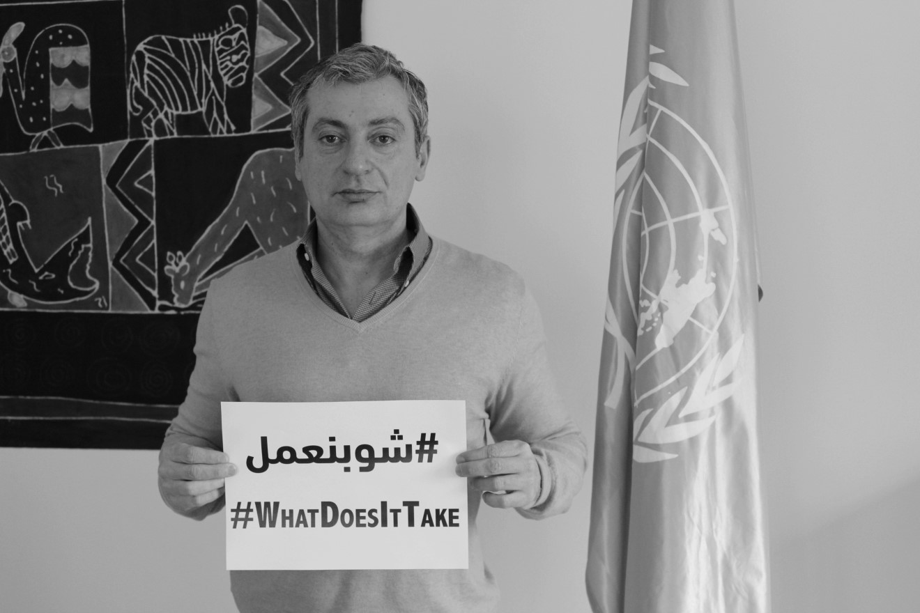 #WhatDoesItTake to end the Syria Crisis? UN Women Jordan joins the global online campaign