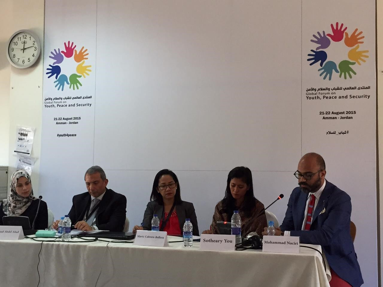 UN Women commits to better include youth in the discourse on peace and security