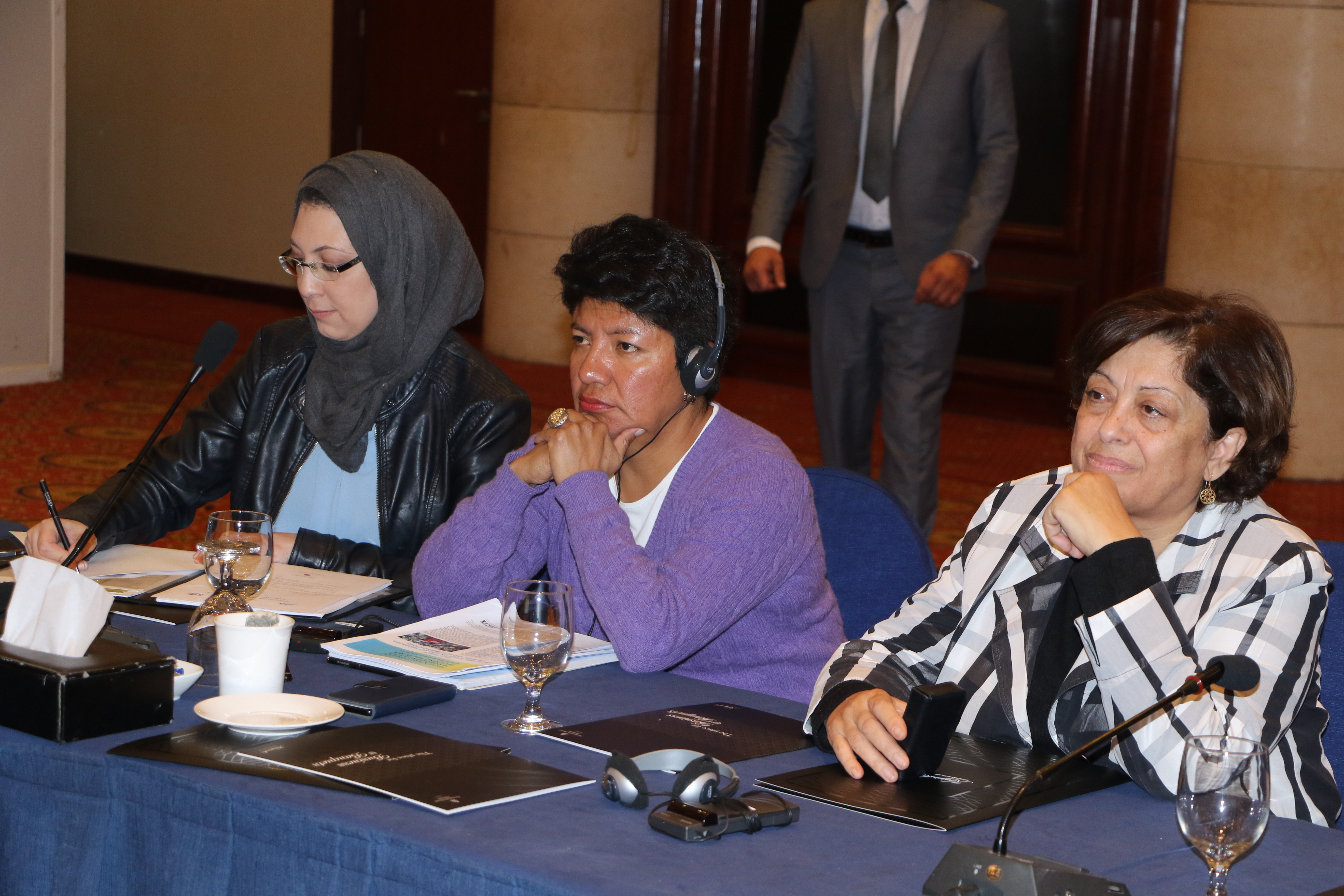 Consultations on the implementation of UNSCR 1325 concludes in Amman
