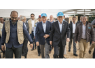 United Nations Secretary-General and World Bank Director visit UN Women's centre in Zaatari refugee camp