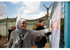Commemorating the 16 Days of Activism Against Gender-Based Violence 2018 Campaign, in Jordan.