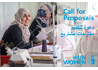 UN Women Jordan announces a call for partnership proposals under its 2019 Annual Workplan