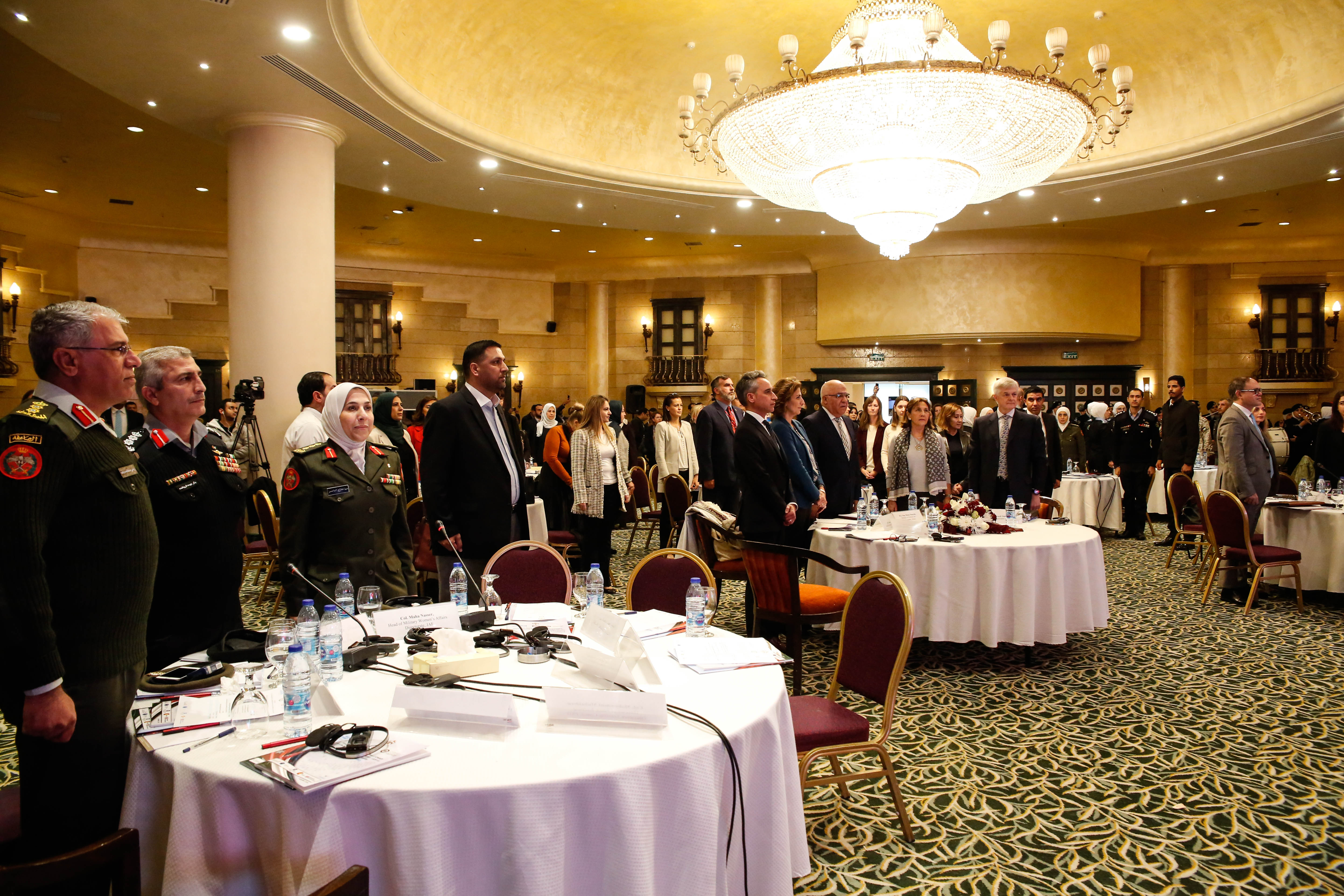 New Communications Strategy launched to support the implementation of the Jordanian National Action Plan of the United Nations Security Council Resolution 1325 on Women, Peace and Security