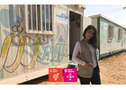 No limits for women's rights: the ambitious goal of a volunteer with UN Women in Jordan