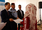 SYRIAN REFUGEE WOMEN GRADUATE FROM UN WOMEN'S SKILLS BUILDING PROGRAMME WITH SUPPORT FROM THE GOVERNMENT OF JAPAN