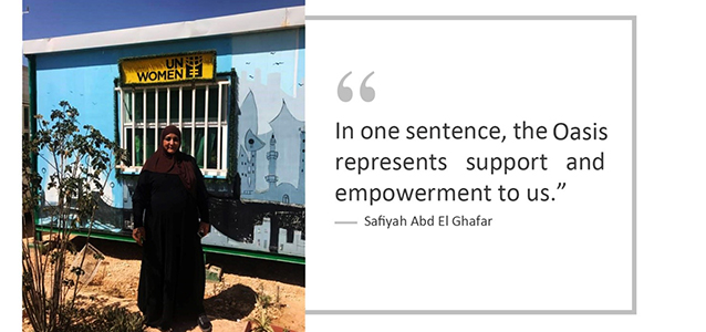 Stitching together a new life: women entrepreneurs kickstart their own businesses in Za'atari and Azraq