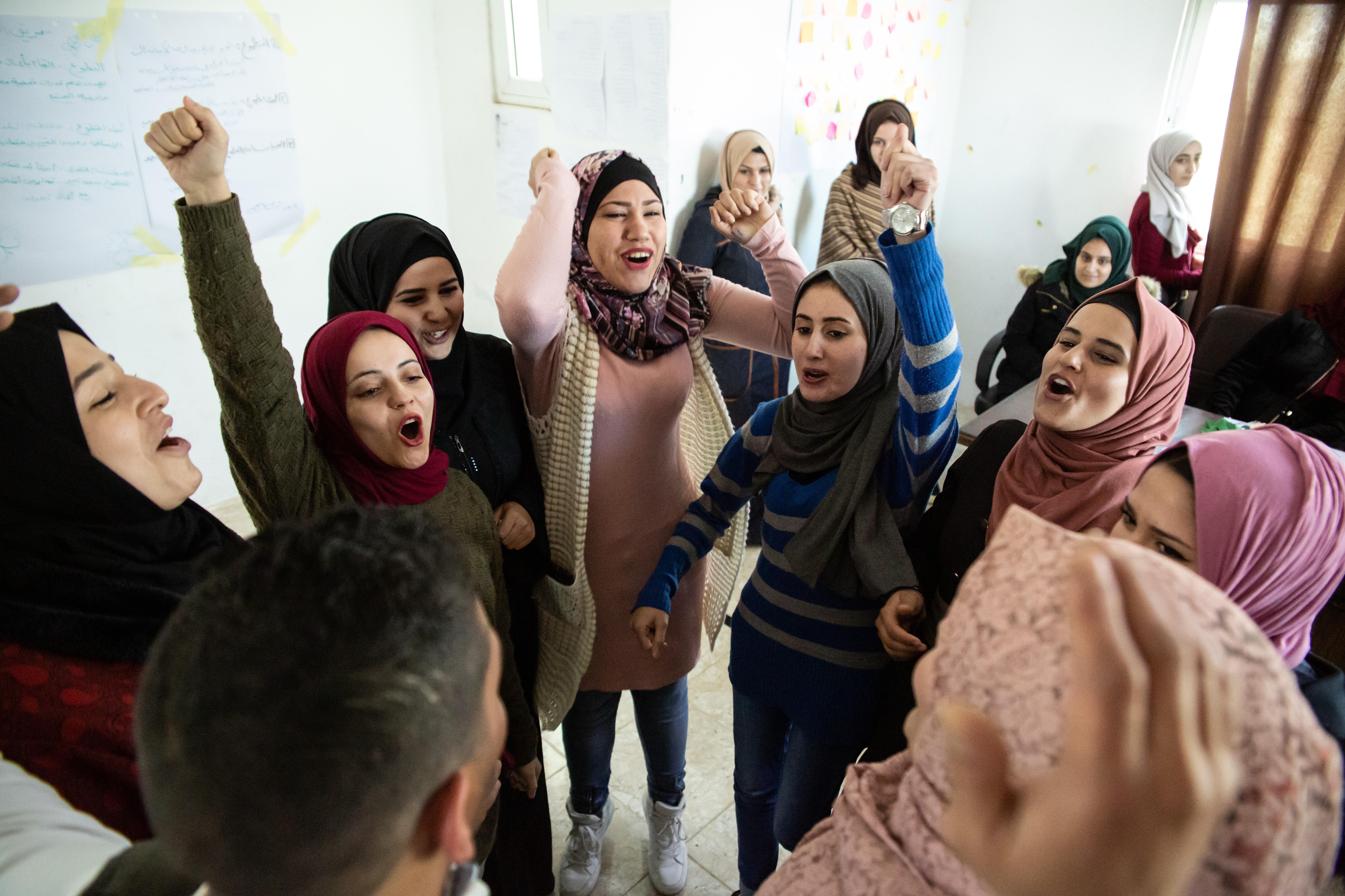 Taking steps and leaps to tackle gender inequalities