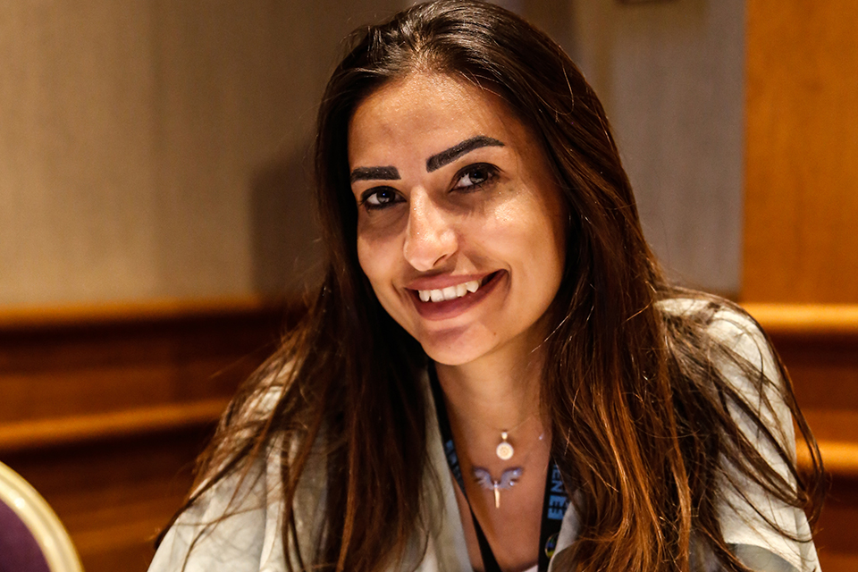 Active agents of change: The women behind empowering vulnerable Jordanian and Syrian refugee women.