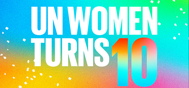 Follow our history: Ten years into advancing gender equality and women's empowerment in Jordan