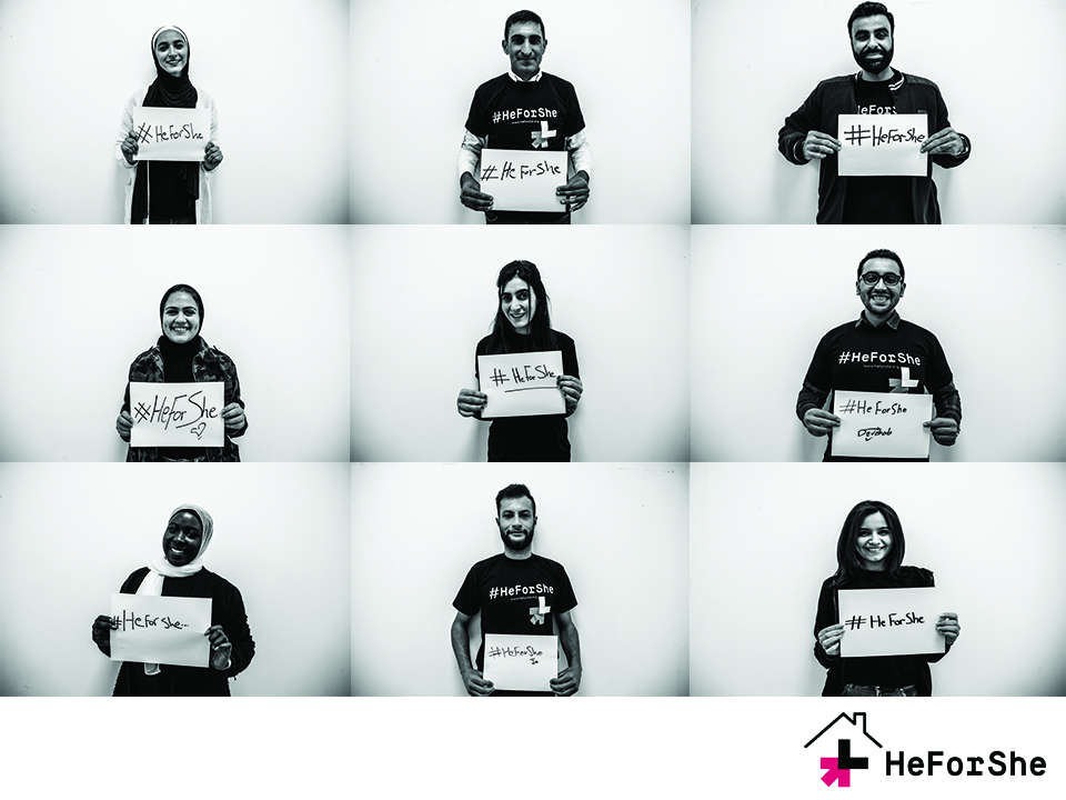 HeForShe volunteers take over social media to raise awareness on COVID-19 and gender equality