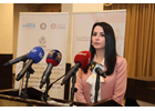 """In the words of Samar Muhareb: """"Every woman should feel the impact of the National Action Plan on her daily life"""""""