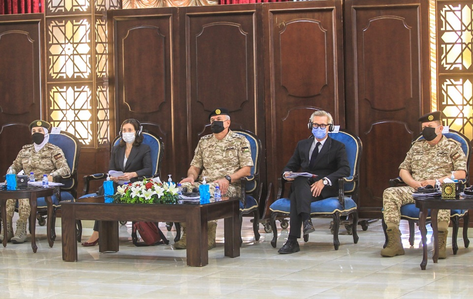 The Jordanian Armed Forces -Arab Army partners with UN Women to launch its first Gender Mainstreaming Strategy