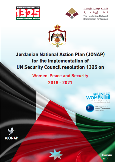 Jordanian National Action Plan (JONAP) for the Implementation of UN Security Council resolution 1325 on Women, Peace and Security 2018 - 2021