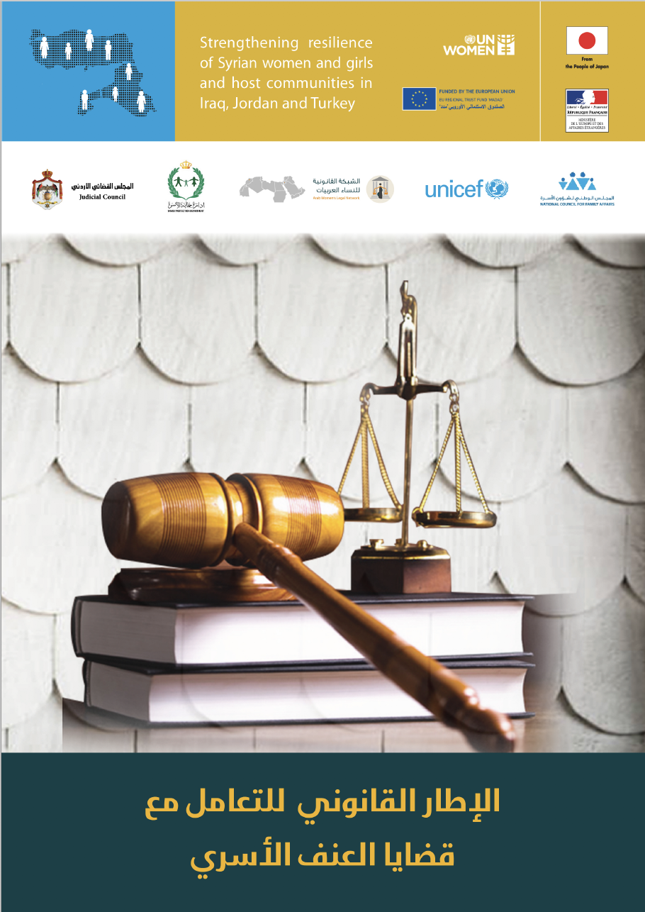 Legal Framework for Dealing with Cases of Domestic Violence