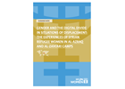 Gender and the Digital Divide in Situations of Displacement: The Experiences of Syrian Refugee Women in Al-Azraq and Al-Za'atari camps