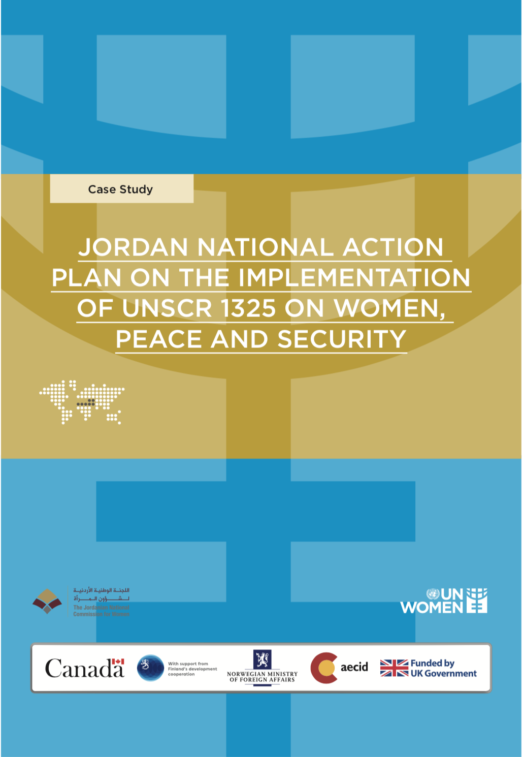 JONAP Case Study, developed by the Jordanian National Commission for Women and UN Women in Jordan.