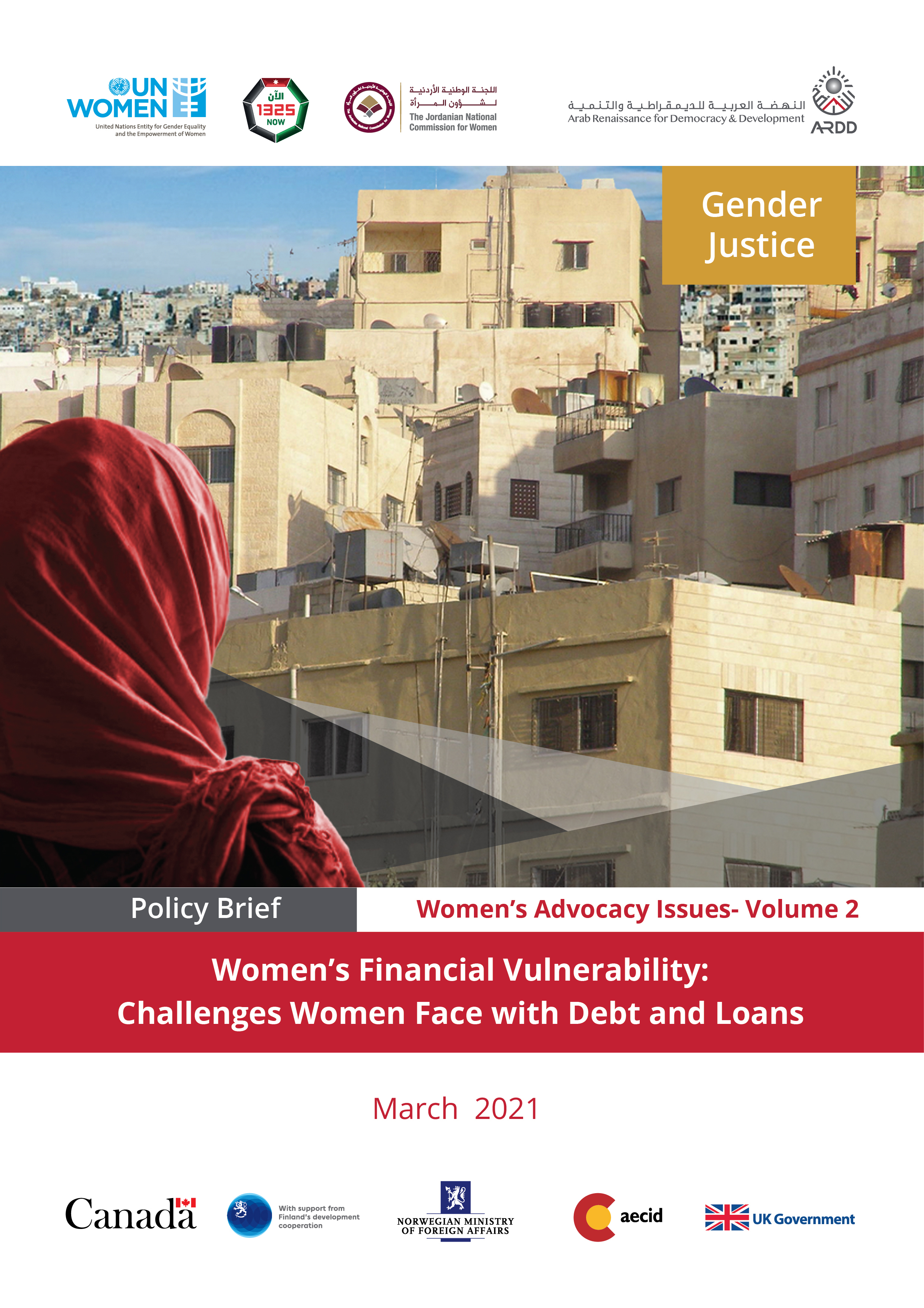 Women's Financial Vulnerability: Challenges Women Face with Debt and Loans