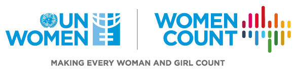 unwomen y women count logo