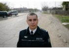 Putting laws into action, police officers respond to violence against women in Moldova