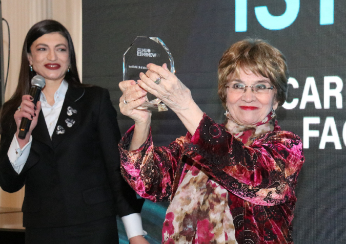 """UN Women Moldova awarded Women who made history, featured in """"You know you"""" can campaign"""