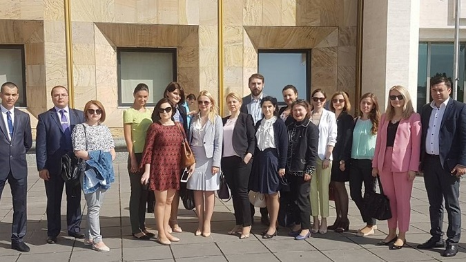Moldova and Georgia exchange best practices in implementing the UN Resolution 1325 on Women, Peace, and Security