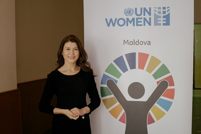 "From Where I stand: ""The concept of gender equality scares people in Moldova"""
