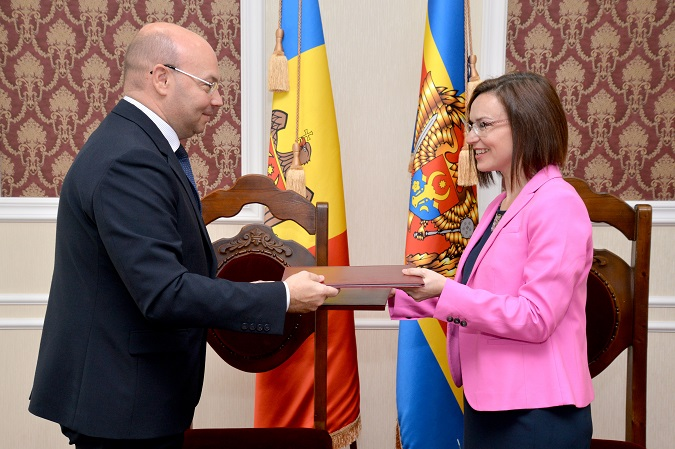 UN Women Moldova and Ministry of Defence of the R. of Moldova signed a Memorandum of understanding