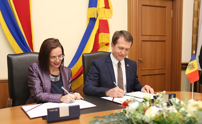 UN Women Moldova and the Ministry of Internal Affairs sign a cooperation agreement to further advance gender equality in internal affairs sector