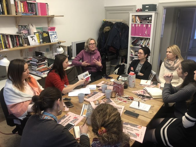 Moldovan Journalists Learned more about Swedish Organisations' Best Practices in Promoting Gender Equality