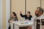 """The """"Roma Women in Politics"""" Programme was launched in Chisinau"""