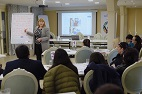 Roma women discussed about gender equality and the impact of domestic violence in their life