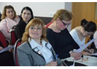 A new group of women leaders participate in the second edition of the Leadership Academy
