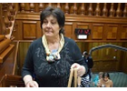 "Participants in the ""Roma Women in Politics"" program visited the Parliament of the Republic of Moldova"