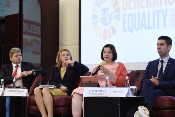 Moldova hosts subregional consultation on 25 years of commitments to gender equality