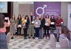 "Winners of  ""Click for Gender Equality"" contest have been awarded for their merits in promotion of gender equality"