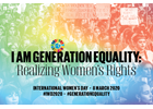 UN Moldova joins Generation Equality to celebrate the International Women's Day 2020