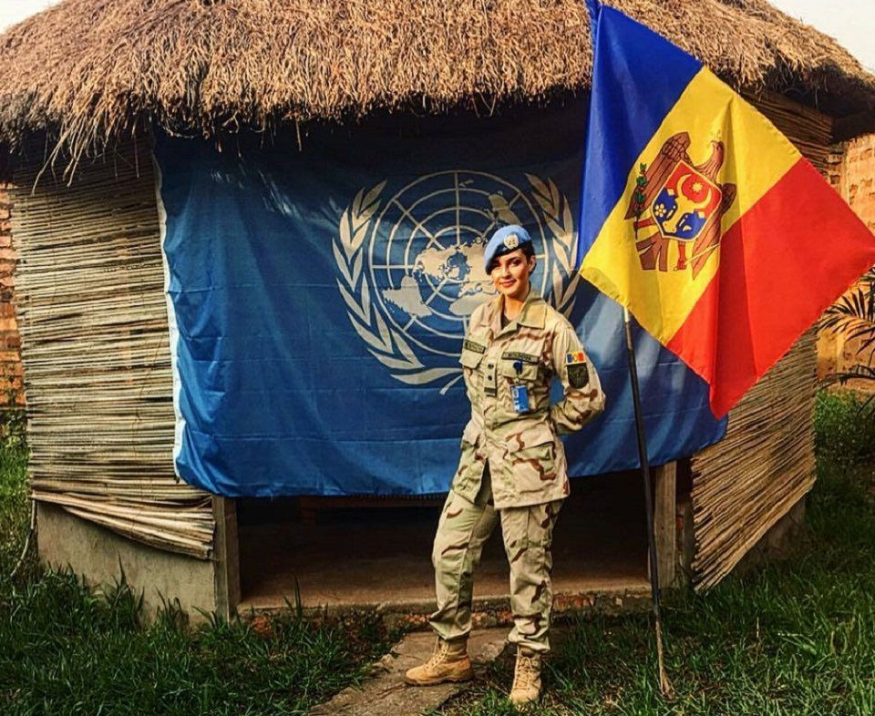 Inspirational stories of military peacekeepers from the Republic of Moldova who were part of UN missions on the African continent