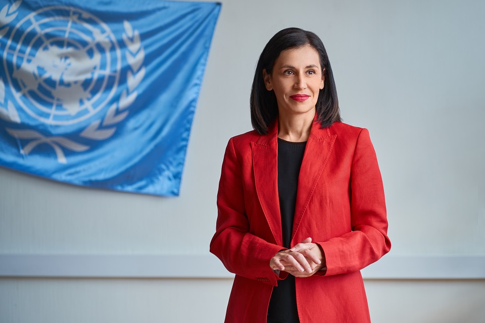 Dominika Stojanoska, UN Women Moldova Country Representative