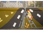 A mural dedicated to gender equality has been inaugurated in Chisinau