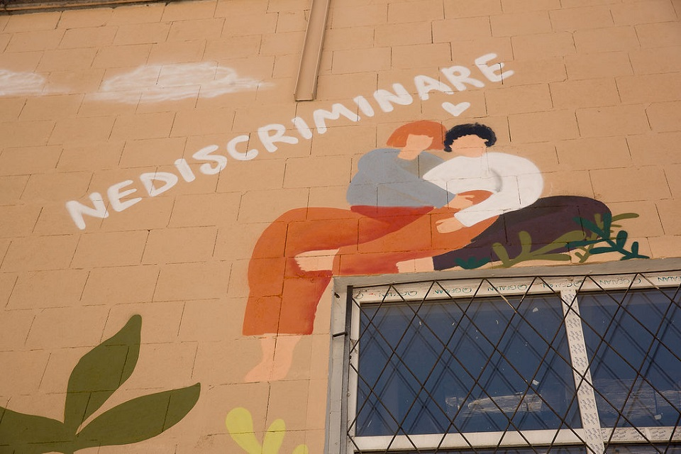 Generation equality mural
